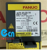 Fanuc Amplifier A06B-6117-H303